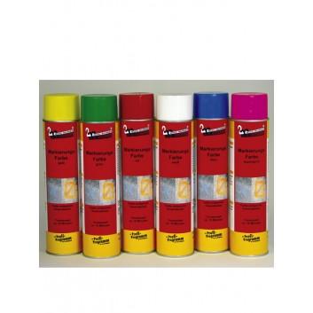 Markierungsfarbe weiß IN 12 * 600 ml/DO