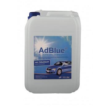 AdBlue im 10 Liter Kanister 60 Stück auf