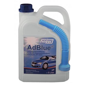 AdBlue 5 Liter Station Pack - 128 Stück
