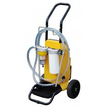 Filtroll für Diesel und Öle, 230 V