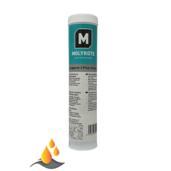Molykote LONGTERM 2 PLUS 400 g Kartusche