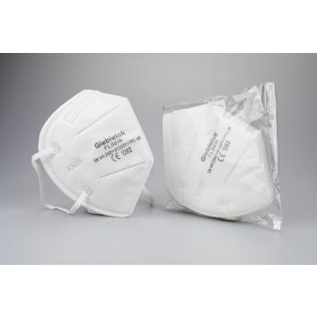 Schutzmaske weiß FFP2