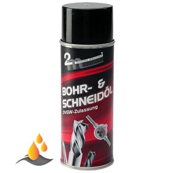 Maukner Bohr- und Schneidöl DVGW Spray