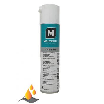 Molykote OMNIGLISS Spray - 400 ml Dose