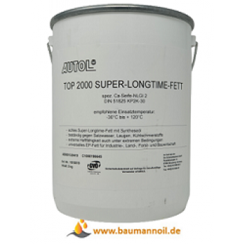 Autol Top 2000 - 5 kg Eimer