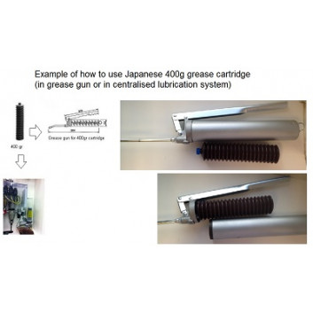 Kyodo Yushi Grease Gun MGP 400 N