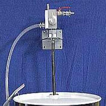 Emulsionsmischgeräte MG711 W f. Wandmon.