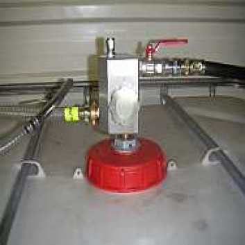 Emulsionsmischgerät MG 711 C für Cont.