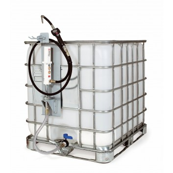 Abfüllanlage PumpMaster DP-IBC 3:1