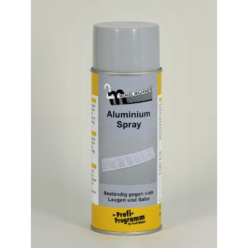 Aluminium-Spray in 12 * 400 ml/DO