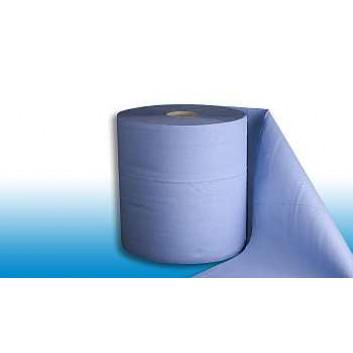 Putztuchrolle blau/1000 Bl./3 lg./36x36