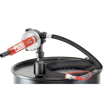 Handkurbelpumpe für Öle und Diesel